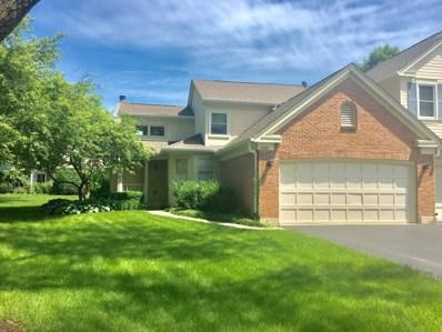 1309 Fairfield Court UNIT L, Wheeling, IL 60090 - MLS#: 10006602