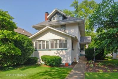 838 N Kenilworth Avenue, Oak Park, IL 60302 - #: 10007067