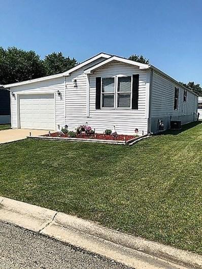 467 Greensward Way UNIT 467, Matteson, IL 60443 - MLS#: 10007298