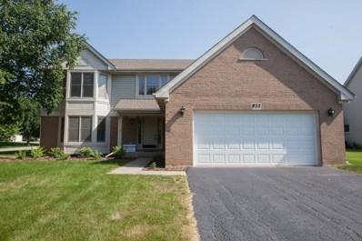 932 E Amberwood Circle, Naperville, IL 60563 - MLS#: 10007894