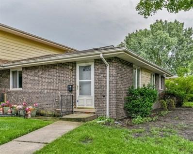 10441 Austin Avenue UNIT A, Oak Lawn, IL 60453 - MLS#: 10007951