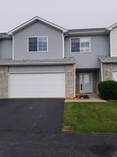 1821 Waters Edge Drive, Minooka, IL 60447 - MLS#: 10007973