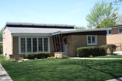 10604 Kedvale Avenue, Oak Lawn, IL 60453 - MLS#: 10008006