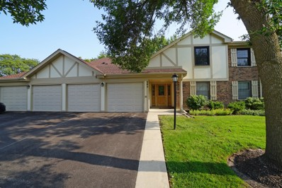 545 Williamsburg Court UNIT A2, Wheeling, IL 60090 - MLS#: 10008144