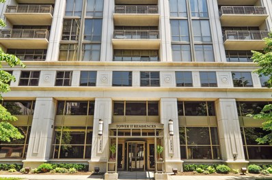 1335 S Prairie Avenue UNIT 706, Chicago, IL 60605 - MLS#: 10008194