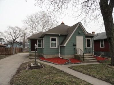 18313 Ridgewood Avenue, Lansing, IL 60438 - MLS#: 10008260