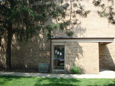 708 Dempster Street UNIT G2AB, Mount Prospect, IL 60056 - MLS#: 10008291