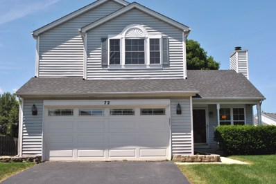 72 Olde English Drive, Romeoville, IL 60446 - MLS#: 10008309