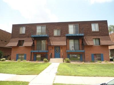 1111 Elizabeth Court UNIT 3, Crest Hill, IL 60403 - #: 10008338