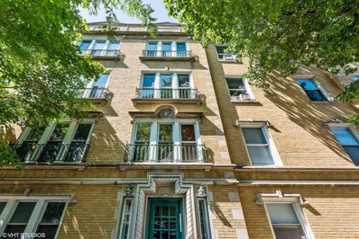1606 W Winona Street UNIT 3, Chicago, IL 60640 - #: 10008404
