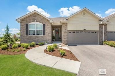 1262 Borego Circle, Bolingbrook, IL 60490 - MLS#: 10008610
