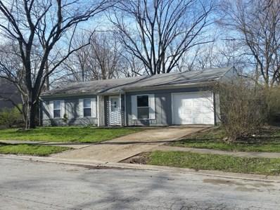 4140 Birchwood Road, Richton Park, IL 60471 - MLS#: 10008654