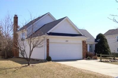 157 Larchmont Lane, Bloomingdale, IL 60108 - #: 10008657