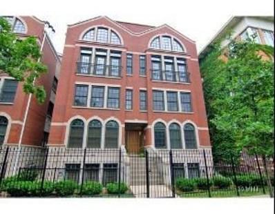 1709 N Larrabee Street UNIT 3N, Chicago, IL 60614 - MLS#: 10008721