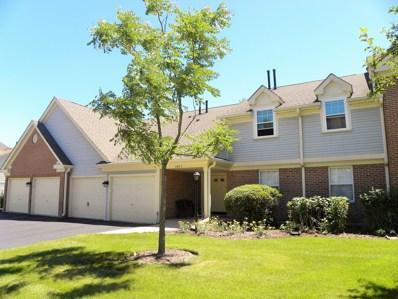 2874 Meadow Lane UNIT W2, Schaumburg, IL 60193 - MLS#: 10009027