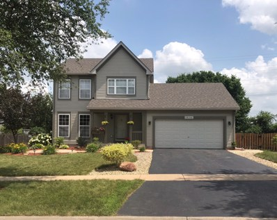 1416 Bluestem Lane, Minooka, IL 60447 - #: 10009094