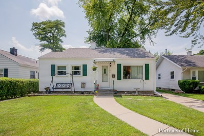 1014 W Marion Street, Joliet, IL 60436 - MLS#: 10009217