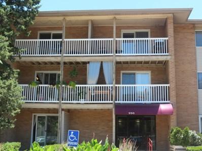 930 Beau Drive UNIT 107, Des Plaines, IL 60016 - MLS#: 10009251