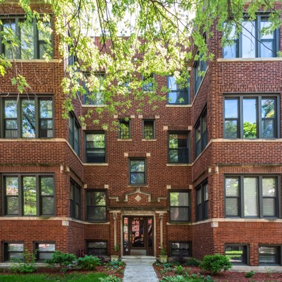 6455 N Bosworth Avenue UNIT 1, Chicago, IL 60626 - MLS#: 10009256