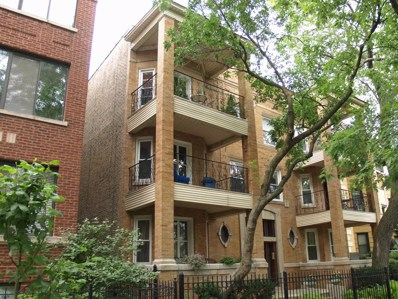 940 W Belle Plaine Avenue UNIT 3W, Chicago, IL 60613 - MLS#: 10009392