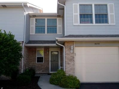 16150 Bormet Drive, Tinley Park, IL 60467 - MLS#: 10009680