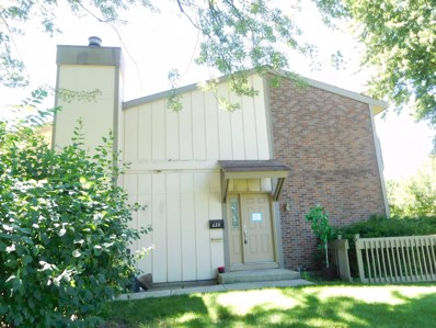 628 SEQUOIA Trail UNIT 628, Roselle, IL 60172 - #: 10009884