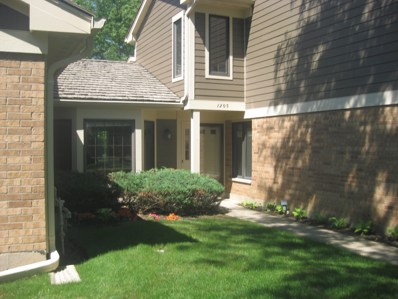 1205 Chatham Court UNIT 1205, Libertyville, IL 60048 - #: 10010424