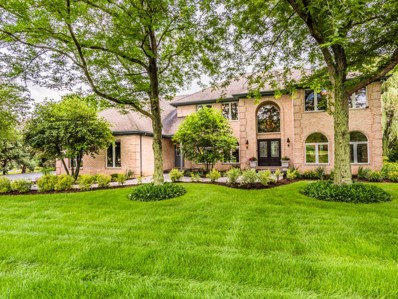 6 Steeplechase Drive, Hawthorn Woods, IL 60047 - #: 10010438
