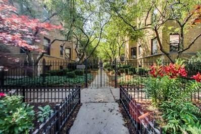545 W Brompton Avenue UNIT 1S, Chicago, IL 60657 - MLS#: 10011013