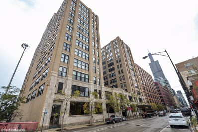 728 W JACKSON Avenue UNIT 820, Chicago, IL 60661 - MLS#: 10011054