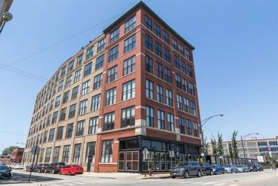 1872 N Clybourn Avenue UNIT 607, Chicago, IL 60614 - MLS#: 10011073