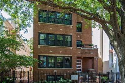 2310 N Leavitt Street UNIT G, Chicago, IL 60647 - MLS#: 10011149