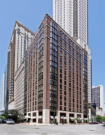 40 E Delaware Place UNIT 1505, Chicago, IL 60611 - #: 10011226