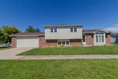 2412 Waterford Drive, Crest Hill, IL 60403 - MLS#: 10011320