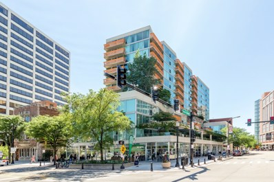 1580 Sherman Avenue UNIT 1207, Evanston, IL 60201 - MLS#: 10011508