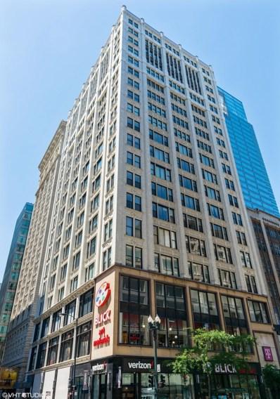 8 W MONROE Street UNIT 1608, Chicago, IL 60603 - MLS#: 10011976