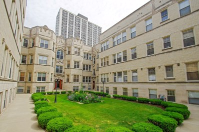 818 W SUNNYSIDE Avenue UNIT G, Chicago, IL 60640 - #: 10012059
