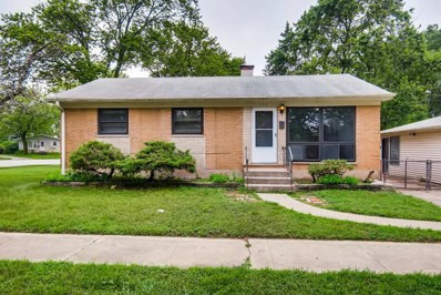 113 Bonnie Court, Thornton, IL 60476 - MLS#: 10012249