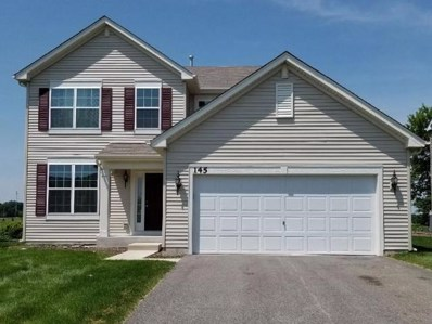 145 Bloomfield Drive, Woodstock, IL 60098 - #: 10012254