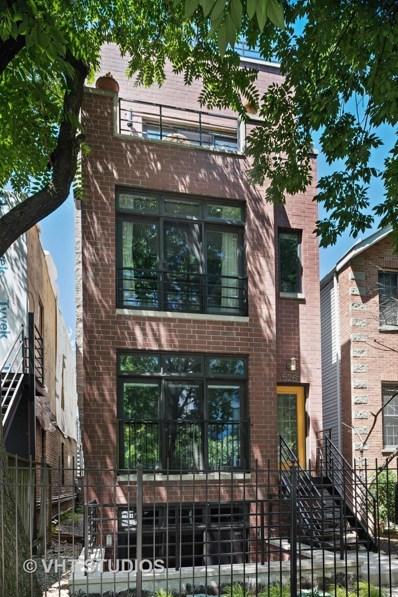 526 N Claremont Avenue UNIT 1, Chicago, IL 60612 - MLS#: 10012301