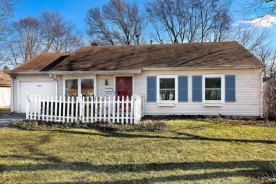 3425 Fairlawn Drive, Glenview, IL 60025 - MLS#: 10012393