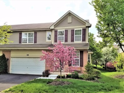 48 N Englewood Court, Palatine, IL 60067 - #: 10012412