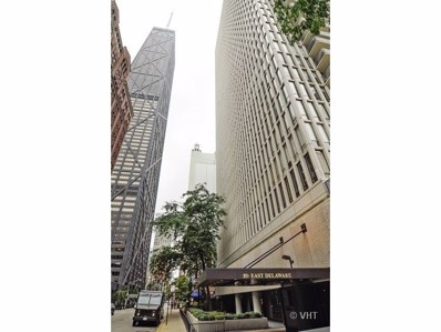 200 E Delaware Place UNIT 16C, Chicago, IL 60611 - MLS#: 10012442