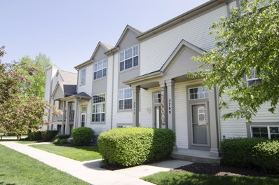 2711 Canyon Drive UNIT 2711, Plainfield, IL 60586 - MLS#: 10012463