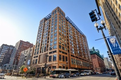 520 S State Street UNIT 507, Chicago, IL 60605 - MLS#: 10012604
