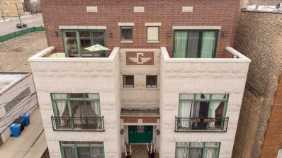 2342 W Montana Street UNIT 2W, Chicago, IL 60647 - #: 10012709