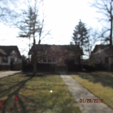 282 W 16th Street, Chicago Heights, IL 60411 - MLS#: 10012755