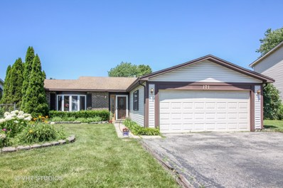 171 Park Hill Trail, Carol Stream, IL 60188 - #: 10012819
