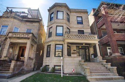 3644 N Magnolia Avenue UNIT 1, Chicago, IL 60613 - #: 10012857
