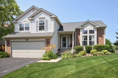 1088 Cambridge Drive, Grayslake, IL 60030 - #: 10013003